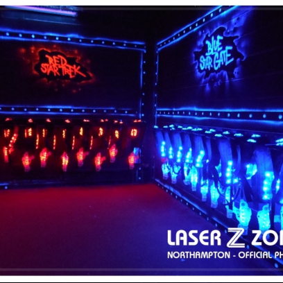 Laser Zone Party