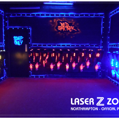 Laser Zone Shoot out